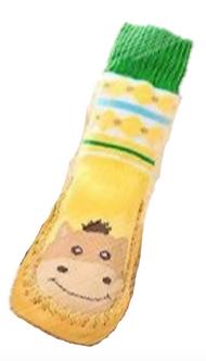 ZN35 Jirafa amarilla