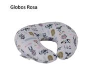 Cuellero Globos Rosa