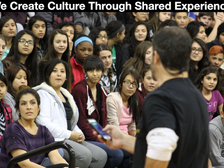 Creating Culture Through Shared Experience