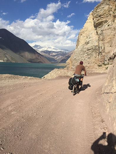 Embalse El Yeso | Bike