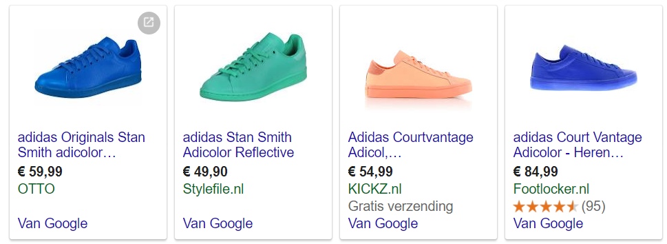 adidas stan smith heren footlocker