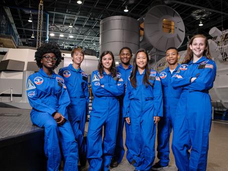 YMCA Setúbal dá o primeiro passo em direção a Marte.