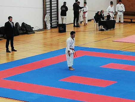 Karaté YMCA Setúbal, continua a melhorar