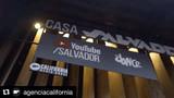 Inauguração da Casa Salvador