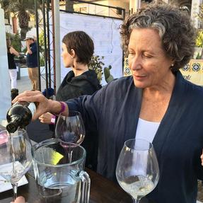 Salón del Vino con Natalia Badan