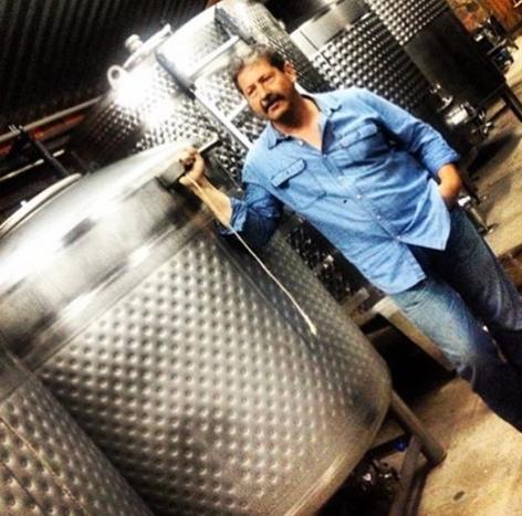 Amago Garza, Dueño de ls Vinícola Viñas de Garza