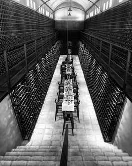 Sala de Catas Viñedos San Lucas