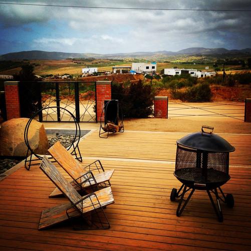 Hotel Tesela Valle de Guadalupe