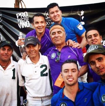 Torneo de Polo entre vinos mexicanos