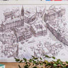 Affiche Vieux-Lille