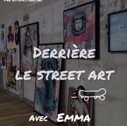 """""""Derrière le street art"""" de la galerie par un super chasseur de street-art : Stéphane (Insta : steph.streetart)"""