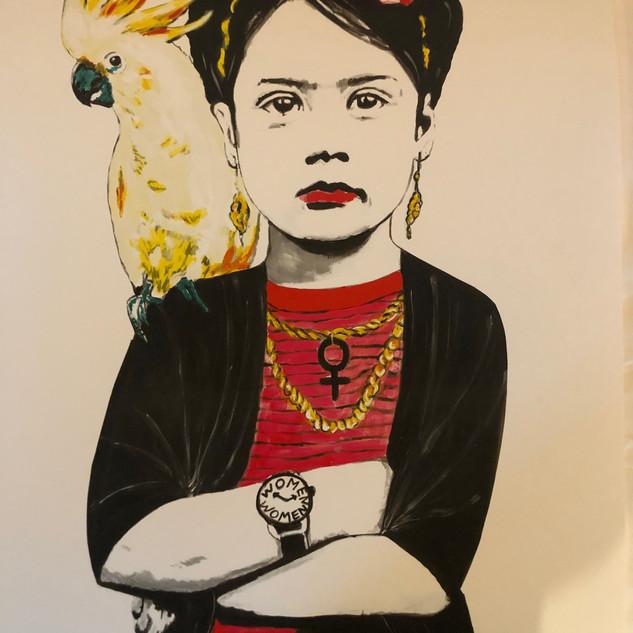 Miss Frida