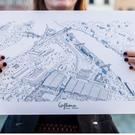 Affiche Confluence - Lyon
