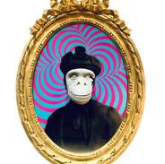 Portrait/sculpture Marcelle