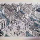 Affiche Sathonay - Lyon