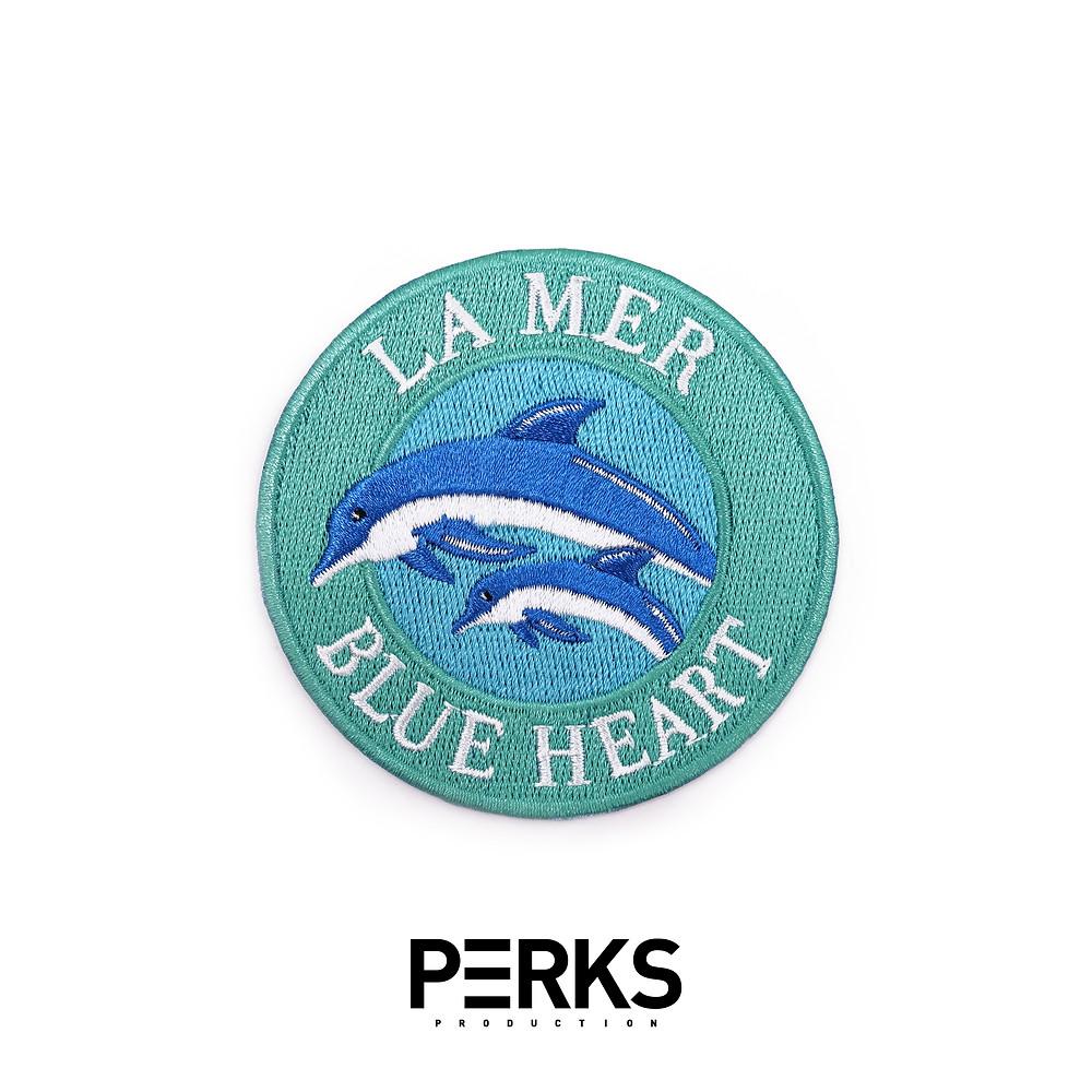 La Mer Blue Heart 2017