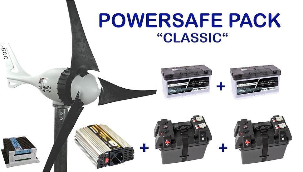 Survival Mattin Powersafe Pack Classic