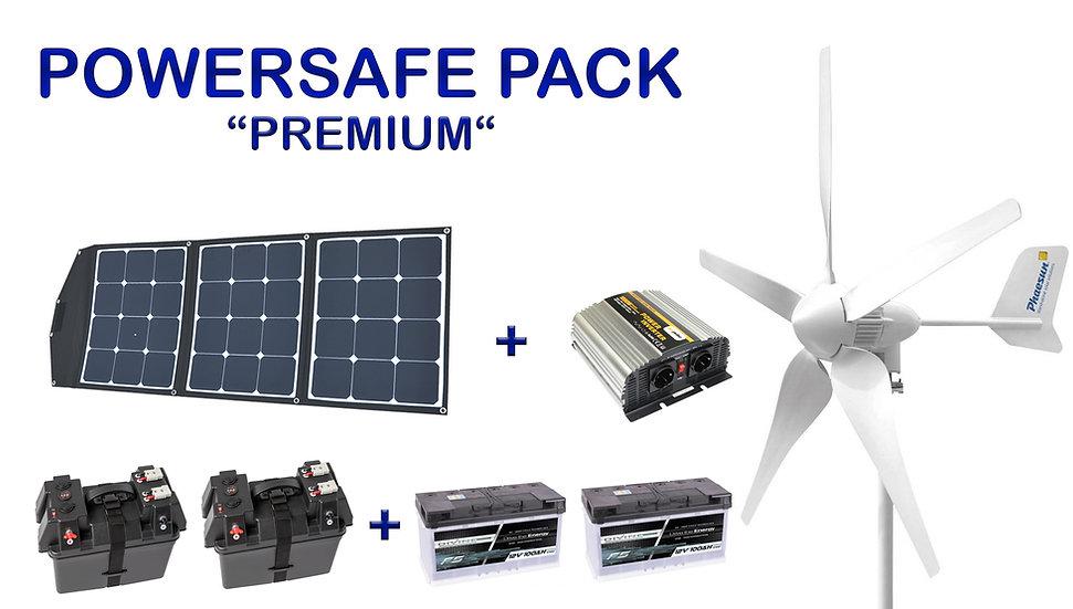Survival Mattin Powersafe Pack Premium