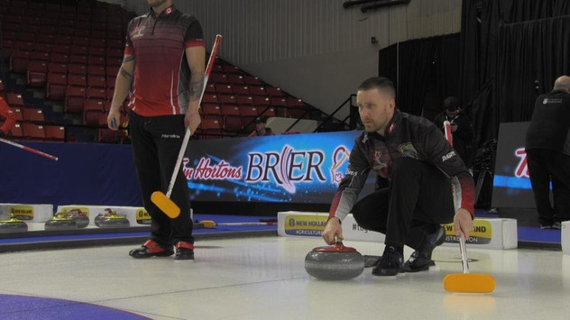 Brad Gushue ready to defend Brier title again