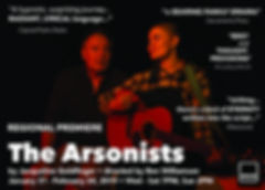 The Arsonists_Denizen Theatre_Jacqueline