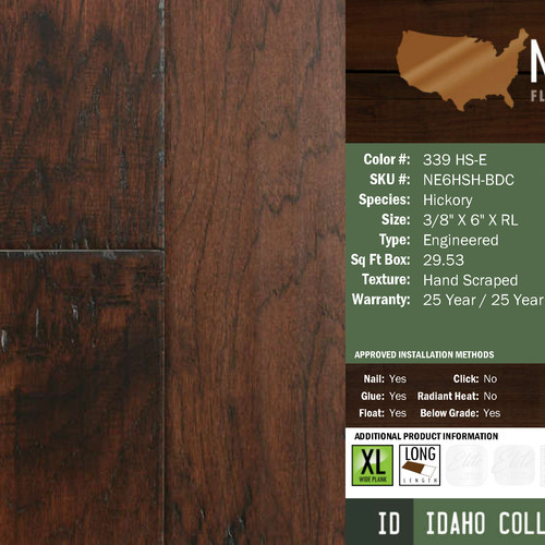Great National Flooring Products