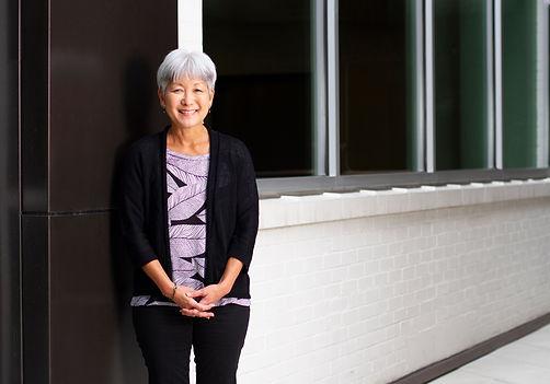 Female Executive Portrait by Rachel Alve
