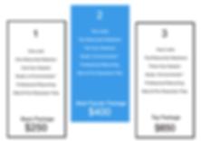 Headshot & Executive Portrait Pricing Se