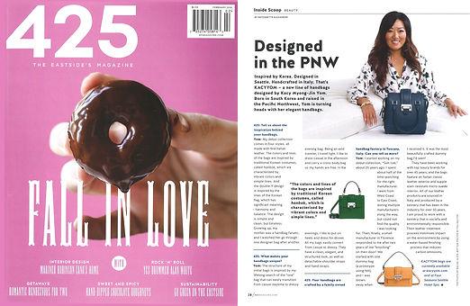 Rachel Alves Photography First Magazine