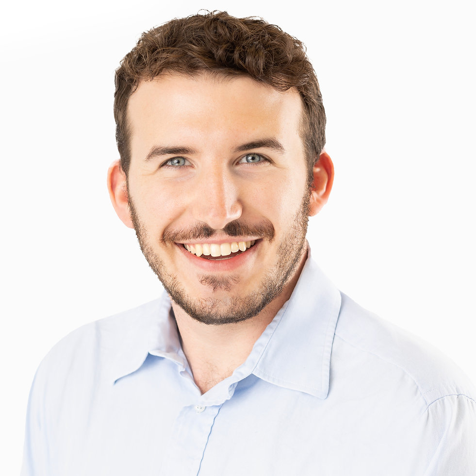 Young Male Business Profile Photo