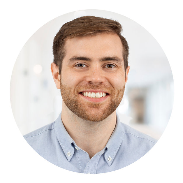 Linked In Profile Headshot Of White Male