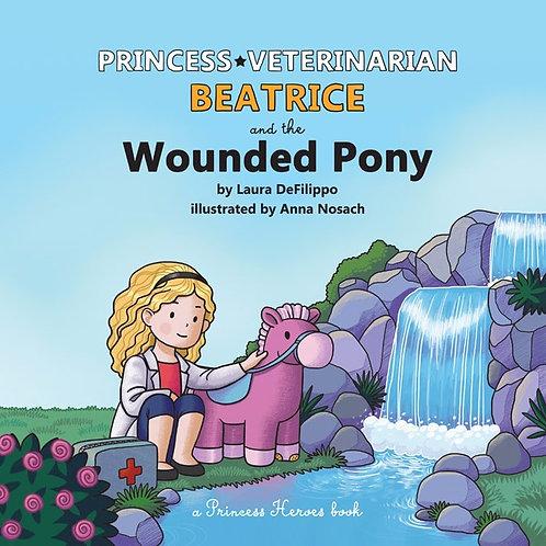 Princess Veterinarian Beatrice (Paperback)