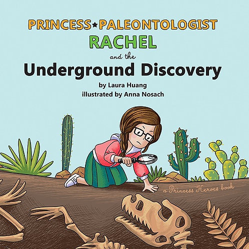 Princess Paleontologist Rachel (Paperback)