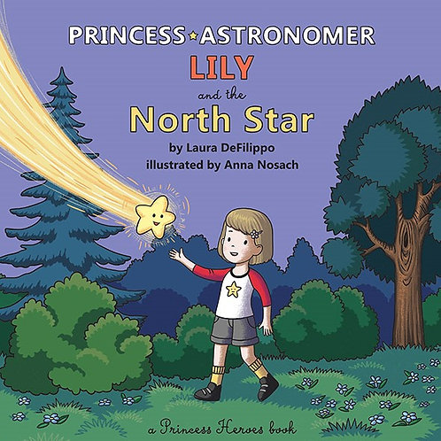 Princess Astronomer Lily (Paperback)