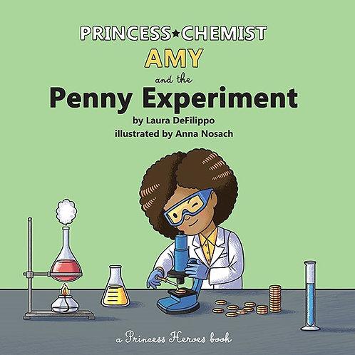 Princess Chemist Amy (Paperback)