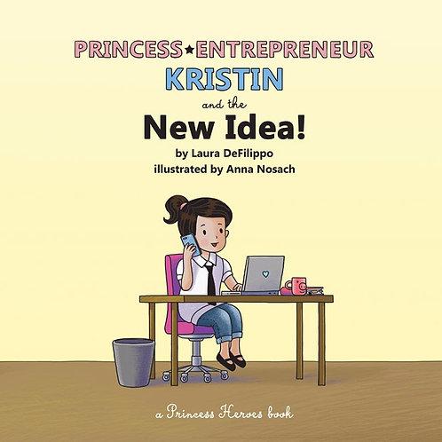 Princess Entrepreneur Kristin (Paperback)