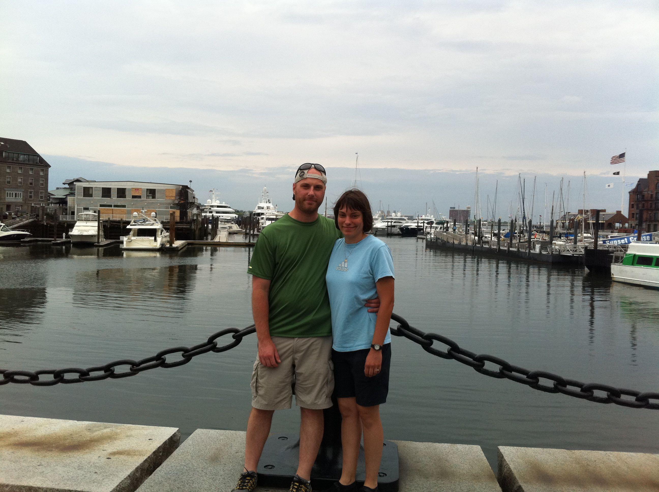 Kevin Lucin & Trish Grant