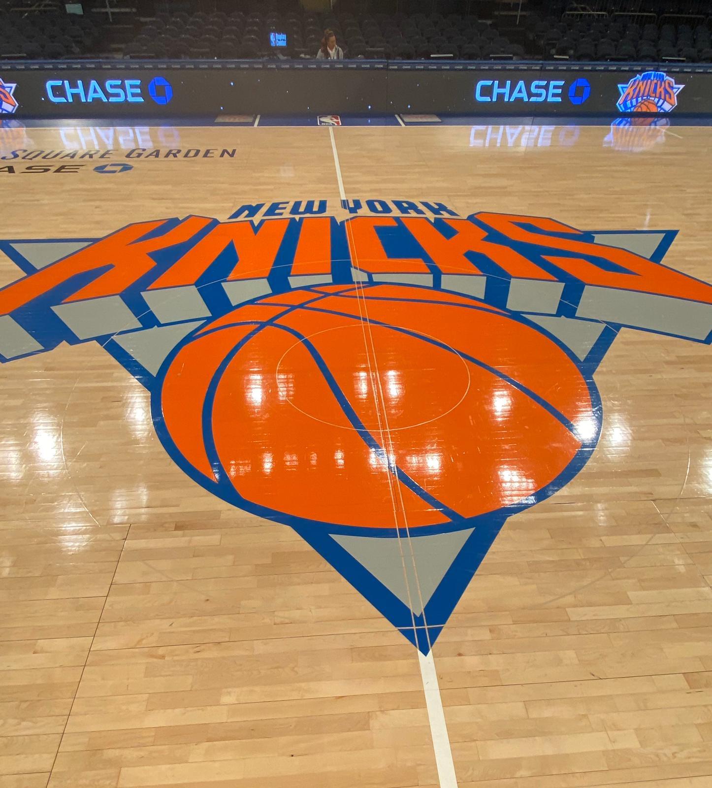 2020 Halftime Show NY Knicks