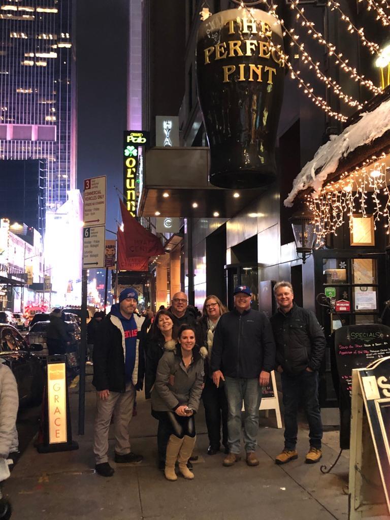 NYC 2020 New Years Eve