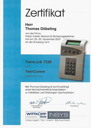 47 2007-11 Wittkopp-Insys TwinLock 7220