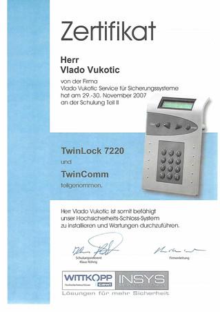 46 2007-11 Wittkopp-Insys TwinLock 7220