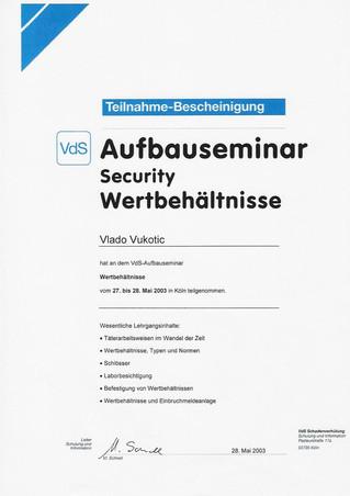 8_2003-05_VdS_Aufbauseminar_Wertbehältn