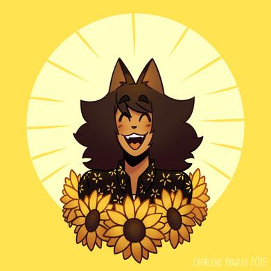 Felix & Sunflowers