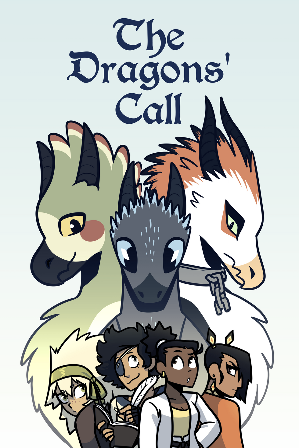The Dragons' Call Cover