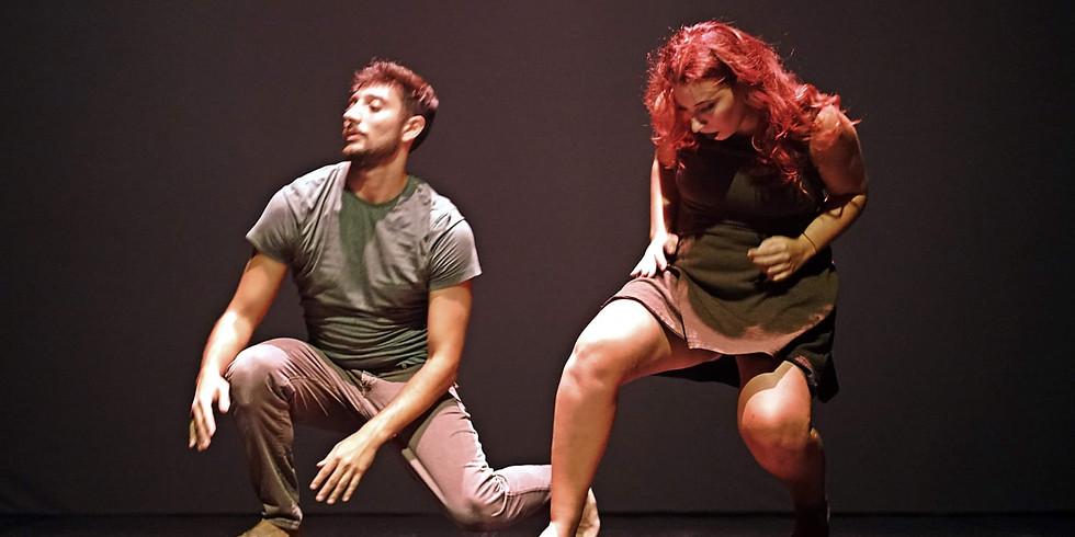 """""""Piramo e Tisbe"""" Borderline danza"""