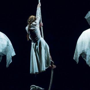 """Overture Cortoindanza """"La ballata di Filomena"""" Teatro Piccolo Auditorium Comunale"""