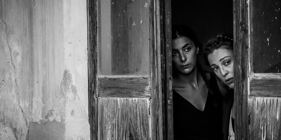 """""""Elegia delle cose perdute"""" scrittura regia coreografia Stefano Mazzotta"""