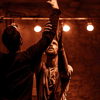 """""""Trust"""" ConTrust Collective _Compagnia Italia Spazio Teatrale T.off"""