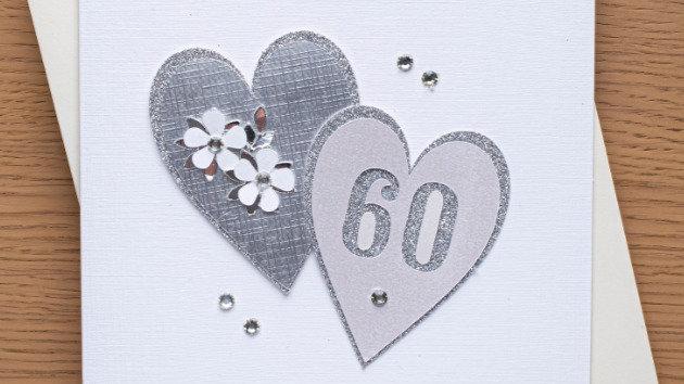 A16 Diamond ( 60th ) anniversary mum and dad