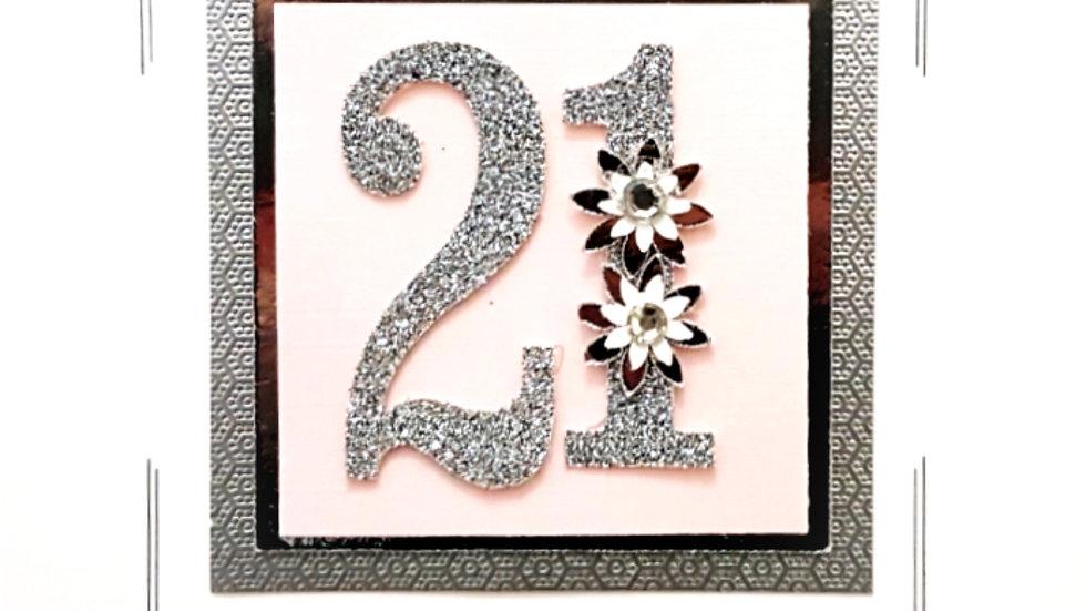 LC2 - 21st female  birthday