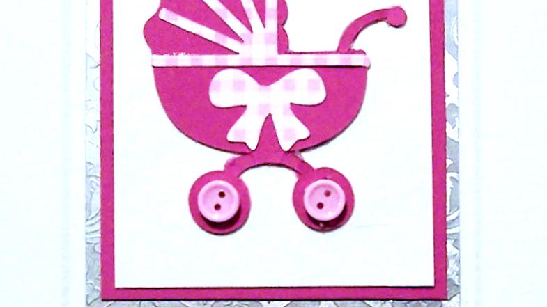 MW1 - baby girl money wallet